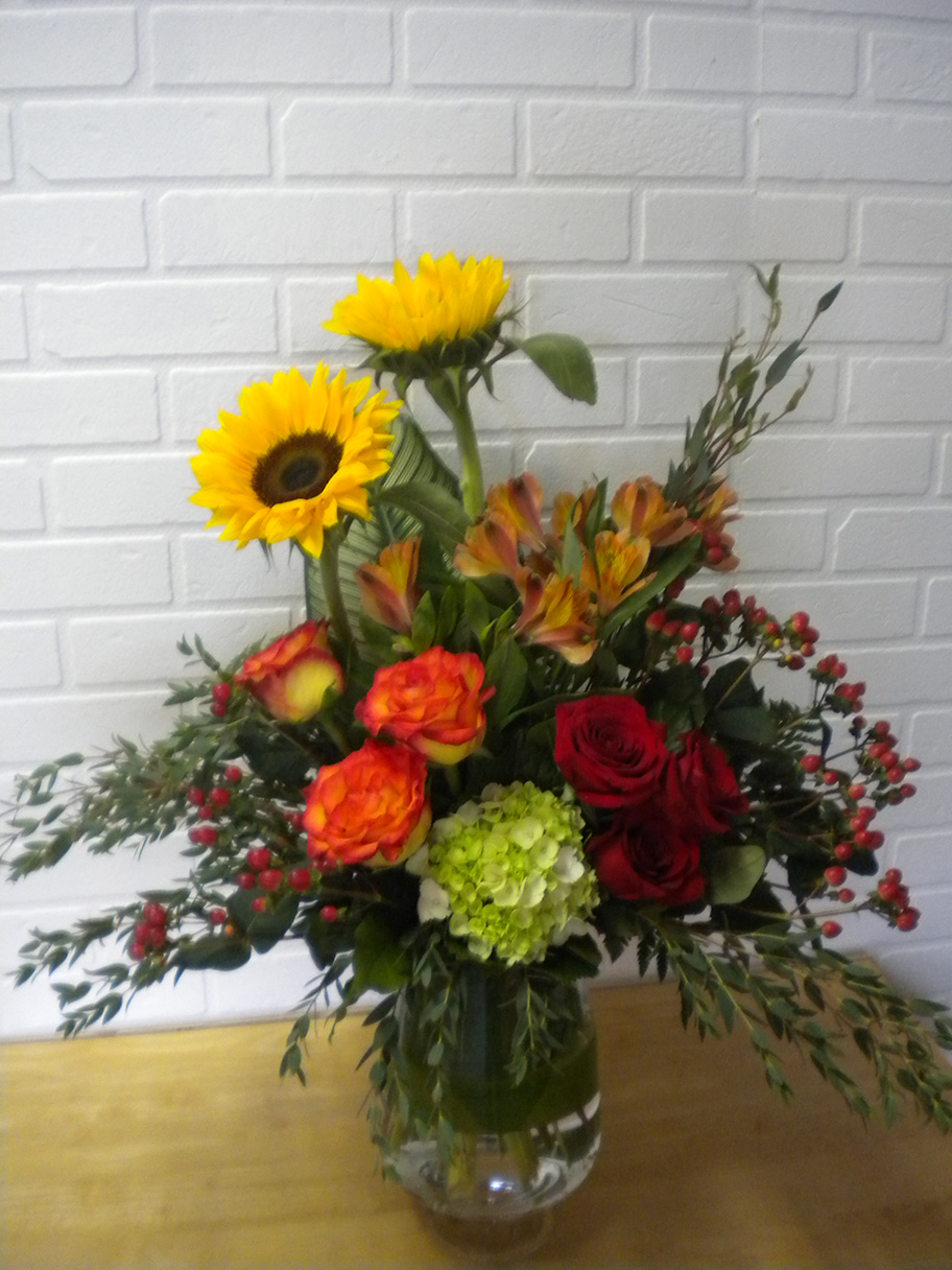 8 - 100.00 $ avec vase