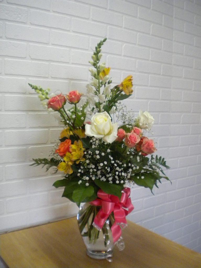 1 - 105.00 $ avec vase
