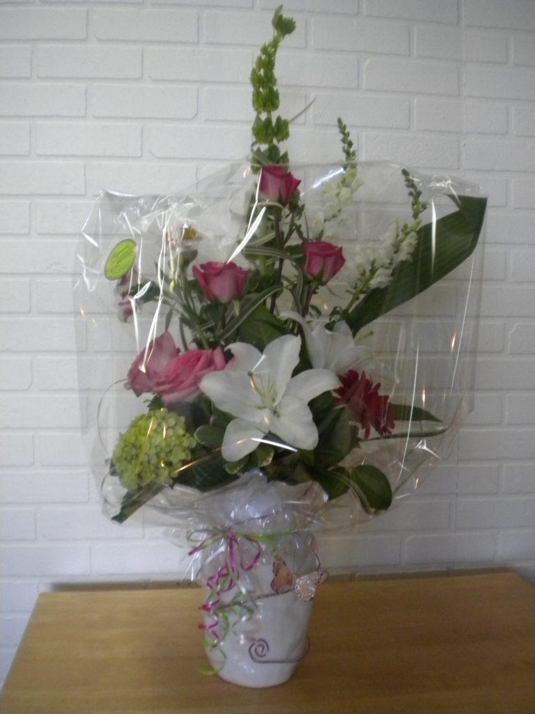 1 - 110.00 $ avec vase