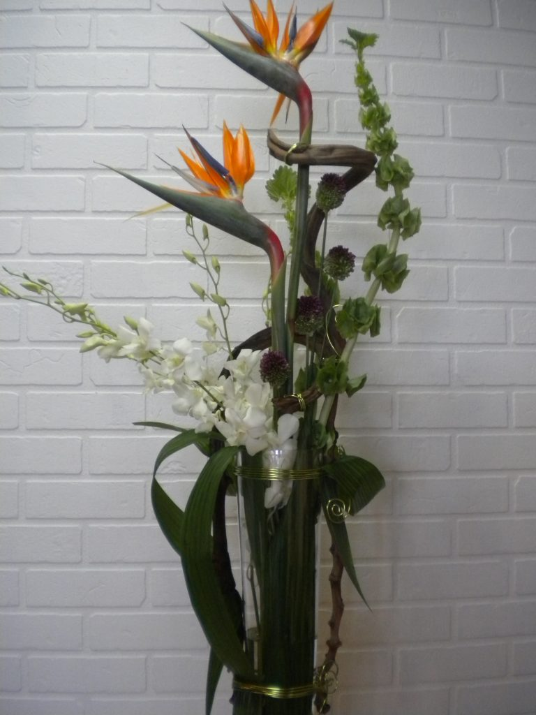 1 - 150.00 $ avec vase